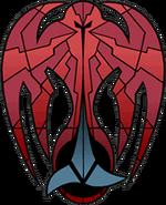 Klingon-Cardassian Alliance logo
