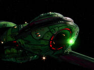 Klingon Bird-of-Prey, forward torpedo-2