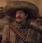 Mexican Bandito, Deadwood