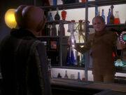 Odo will mit Quark feiern