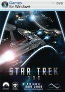 Star Trek D-A-C cover PC