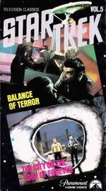 TOS Television Classics Vol 5 VHS