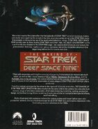 The Making of Star Trek Deep Space Nine back cover