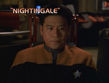 Nightingale title card
