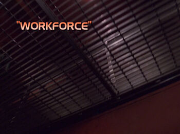 Workforce title card