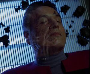 Chakotay in temporal flux