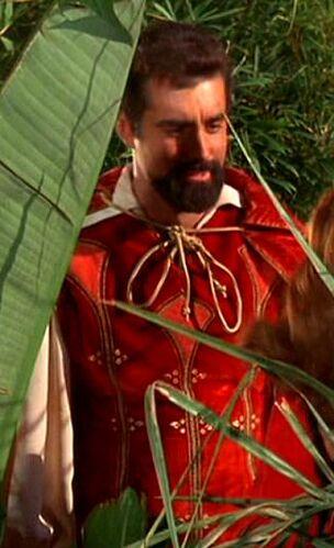 ...as Don Juan