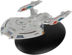 Eaglemoss 15 USS Equinox