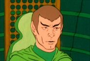 Romulan commander, 2269