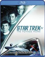 Star Trek IV The Voyage Home Blu-ray cover Region A