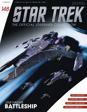 Star Trek Official Starships Collection issue 148