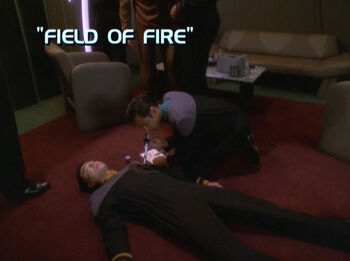 Field of Fire title card