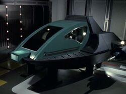 Alice shuttlecraft