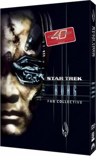 Fan Collective Borg DVD