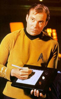 James T Kirk 2267