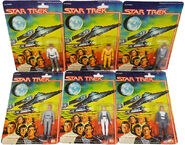 Mego Star Trek TMP 3.75-inch figures
