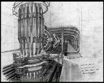 ST1 Maschinenraum Entwurf NCC-1701