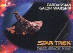 Star Trek Deep Space Nine - Season One Card069