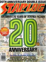 Starlog issue 228 cover