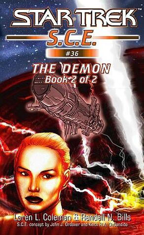 The Demon, Book 2 - eBook cover.jpg