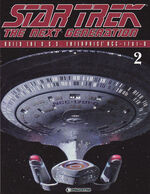 The Official Star Trek The Next Generation Build the Enterprise-D issue 2 magazine