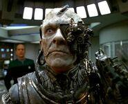 Borg corpse