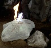 Magnasite-nitron fire