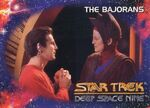 Star Trek Deep Space Nine - Season One Card087
