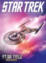 Star Trek Magazine US issue 77 PX cover