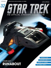 Star Trek Official Starships Collection Issue 32