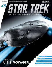 Star Trek Official Starships Collection Issue 48
