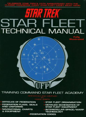 Star Trek Star Fleet Technical Manual Ed4