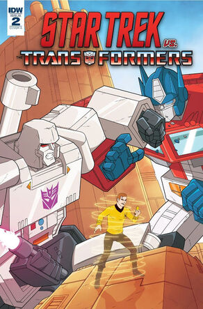 Star Trek vs. Transformers issue 2 cover A.jpg