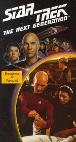 TNG 001 US VHS