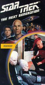 TNG 016 US VHS