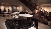 Takei and the Enterprise-A