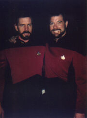 Tom Morga and Frakes