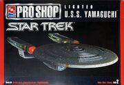 AMT Model kit 30038 USS Yamaguchi 1999