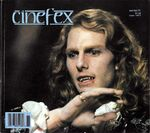 Cinefex cover 61 reprint