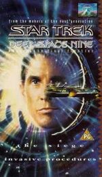 DS9 vol 12 UK VHS cover