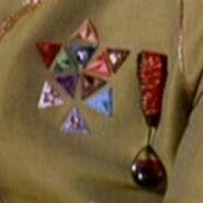 Dress uniform Kirk