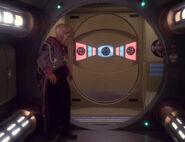 Ferengi shuttle airlock, 2374