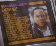 Gabriel Bell bio