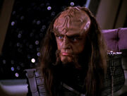 Gowron, late 2367