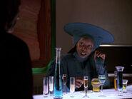 Guinan au bar Abordage