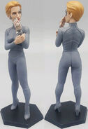 QMx Seven of Nine Master Series Figurine