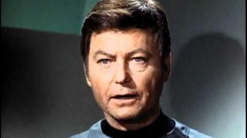 """TOS """"Turnabout Intruder"""" - """"L'importun"""""""