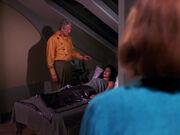 Uxbridge heals Troi