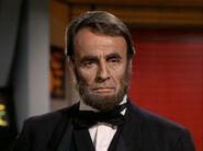 Abraham Lincoln replica