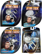 Basic Fun Star Trek key chains packaging
